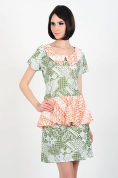 Arum Batik Dress www.pinkemma.com
