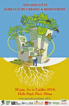 Les Ateliers d'été de Natureparif : Agriculture urbaine & biodiversité