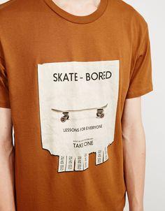 Camiseta estampada - Novedades - Bershka Mexico