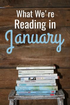 We are kicking of the new year with a shelf of great books. Here's a look at what we're reading in January. Homeschool Blogs, Homeschooling, Books To Read, My Books, Look At The Book, Leveled Readers, Magic Treehouse, Book People, Writing Process