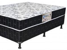 Cama Box Casal Conjugado 138x188cm - Umaflex Granada