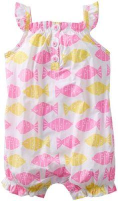 Carter's Baby-girls Woven Flutter-sleeve Print Romper (9 Months, Fish Print) Carter's http://www.amazon.com/dp/B00J1KR5IK/ref=cm_sw_r_pi_dp_4ndTtb17GP5D5E5W