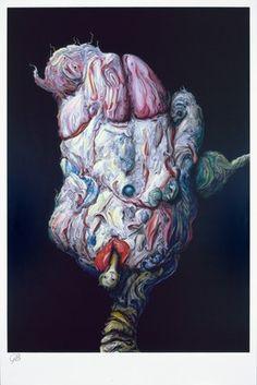 Glenn Brown, 'Some Velvet Morning When I'm Straight I'm Going To Open Up Your Gates,' 2007, Gagosian Gallery
