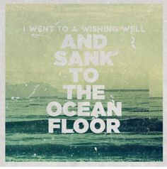 Wishing Well. Blink 182 lyrics.