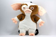 (To carry) Gizmo Plush Backpack - Because any rain during my picnic would have devastating consequences... for all of humanity. #neatoshopdreampicnic