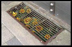 Seed Bombs - evidence of guerrilla gardening Seed Bombs, Guerilla Marketing, Experiential Marketing, Rooftop Garden, Yarn Bombing, Land Art, Public Art, Public Spaces, Gardening Tips