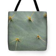 Feuille de cactus // Cactus Leaf Tote Bag by Dominique Fortier