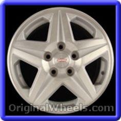 Chevrolet Impala Wheels & Rims Hollander #5133  #Chevrolet #Impala #ChevyImpala  #Wheels  #Rims #Stock #Factory #Original #OEM #OE #Steel #Alloy #Used