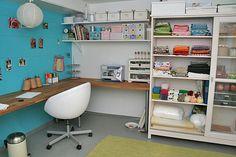 craft studio blue