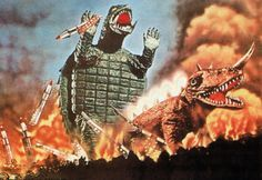 Gamera vs. Barugon