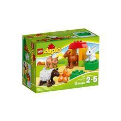 10522 - LEGO® DUPLO® - Animais da Fazenda - LEGO