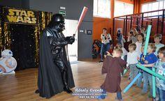Animación Infantil Star Wars - Darth Vader