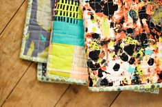 amazing quilt by make something.