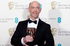 J.K. Simmons gana por  'Whiplash' ' en los  BAFTA