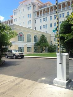 British Colonial Hilton Day Pass for cruise passengers. Just a short walk from the pier.