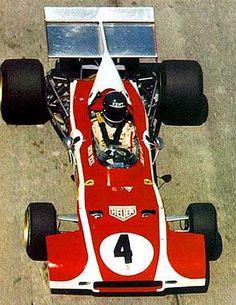 Jacky Ickx, Ferrari 312B2 1972