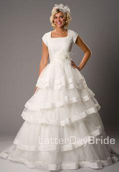 Latter day bride