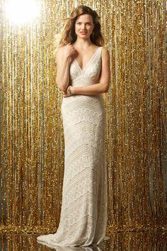 BELLA WEDDING 210 N WESTERN AVE # 101, LOS ANGELES, CA, 90004, USA Phone: 323-464-1010 PALLAS GOWN
