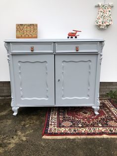 Retro Vintage, Cabinet, Studio, Storage, Furniture, Home Decor, Dresser, Clothes Stand, Purse Storage