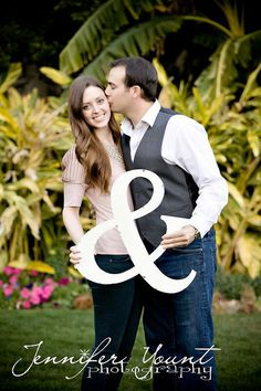 Ampersand Wedding Sign Save the Date Wedding Picture Props Shabby Chic Rustic Sign Photo Prop Wood Sign  Ivory Crackle on Etsy, $45.00