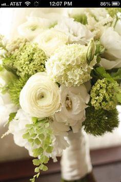 Brides bouquet idea