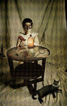 Finding A Formula (digital art) - Marta Orlowska