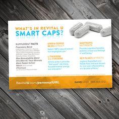 revital U Coffee Ingredients in 2018   Revital U Smart Coffee, Cocoa & Capsules   Pinterest ...