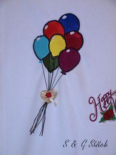 Luftballons zum Abfliegen :-)
