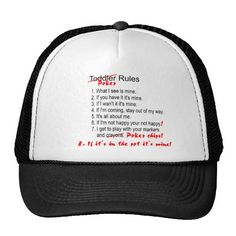 Poker rules rules clothes tshirts trucker hat