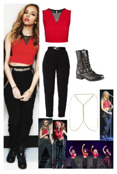"""""""Jade Thirlwall exact #40"""" by ilikewarmhugsolaf ❤ liked on Polyvore featuring Topshop, ALDO, River Island, women's clothing, women, female, woman, misses and juniors"""