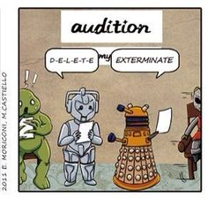 so this is how they met up to set up the Pandorica trap...