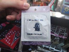 vader condoms. genius!!