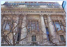 Colegio Nacional de Buenos Aires  Cap. Federal  Fundado en i863