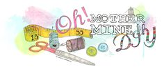 Oh, Mother Mine DIY!! - Costura y patrones gratis de ropa para bebés, niños y mujer.