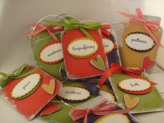 Fruit of the Spirit Ornaments craft