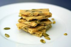 pepita brittle, great for fall