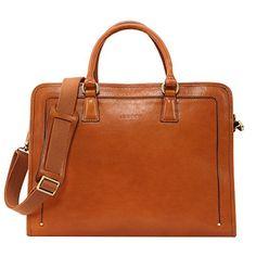 Banuce Women's Full Grains Leather Briefcase Messenger Satchel Bag 14 Laptop Case Banuce, $128.90