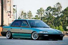 Sedan Not A Fan Of The Wheels Tho · Civic EFBeach WagonHonda ...