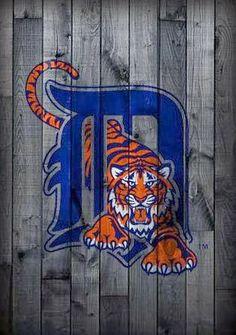 Pallet Project - Detroit Tigers.