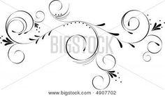 swirl Geniale Tattoos, Swirl Design, Scribble, Swirls, Arabic Calligraphy, Pattern, Cartoons, Decorating, Decor