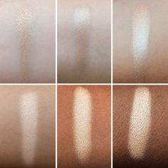 #BECCAxJaclynHill collaboration Champagne Pop is a soft, white gold shade with golden undertones and a hint of peach. #champagnepop