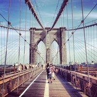 Bridge in New York, NY