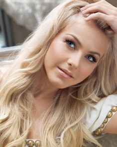 light blond hair | How to choose your perfect hair color? | OurVanity.com. Hot Beauty ...