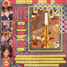 New Year's Eve with Kids Page