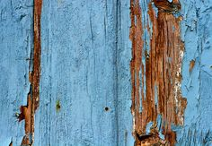 Old wood and paint