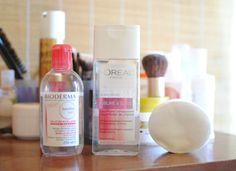 Be Kind to Your Skin With Micellar Water   Beauty   PureWow National - I'm going to give this a try!