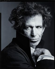 Keith Richards (Photographer: Mark Seliger)