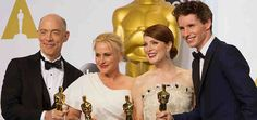 Who Won What at the #Oscars #Hollywood #theAcademy