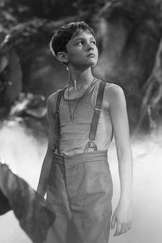 """ Levi Miller - Behind the Scenes of Joe Wright's 'Pan'. """