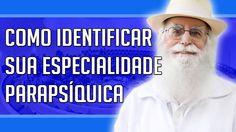 Waldo Vieira - Como Identificar sua Especialidade Parapsíquica   #Consci...